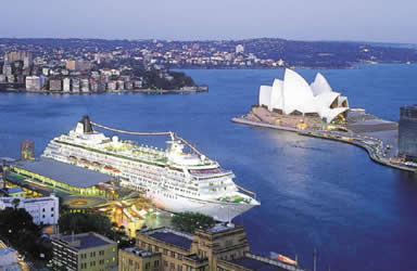 Travel Deals Australia Cheap Holiday Packages Australia Travel - Cruise ship deals australia